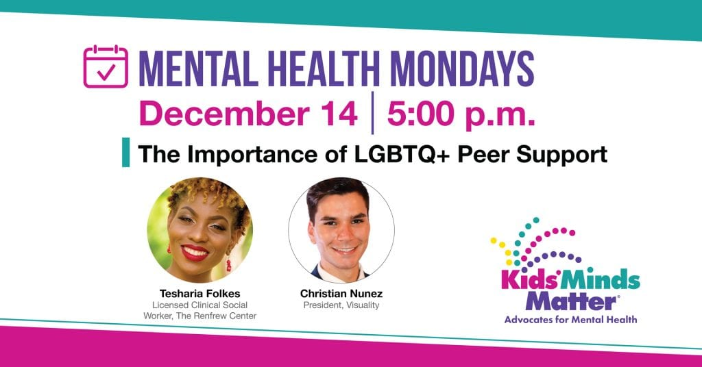 Mental Health Mondays - December 14 Event