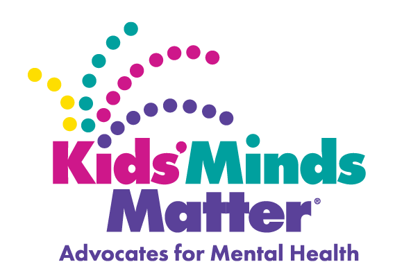 Kids' Minds Matter advocates for mental health logo