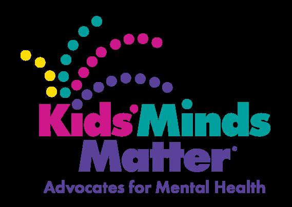 Kids' Minds Matter advocates for mental health logo