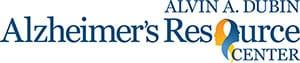 Alvin A. Dubin Alzheimer's Resource Center logo