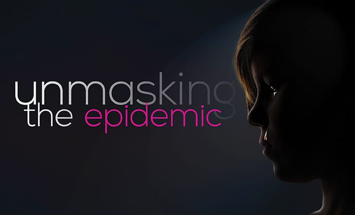 Kids' Minds Matter Unmasking the Epidemic Event Graphic