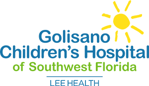 Golisano Children's Hospital of Southwest Florida Lee Health logo