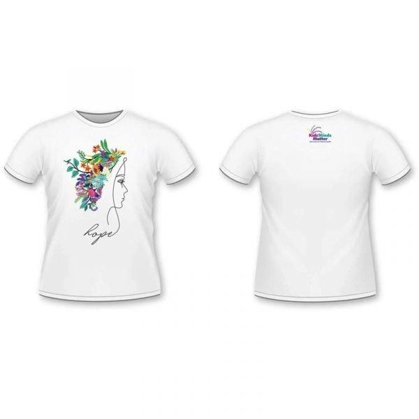 Kids' Minds Matter Garden of Hope T-Shirt